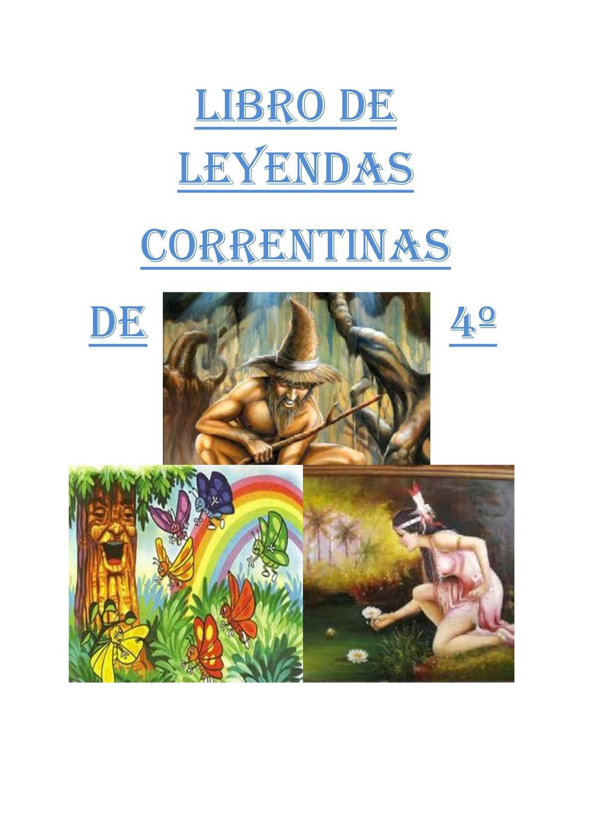 Calaméo - LEYENDAS CORRENTINAS
