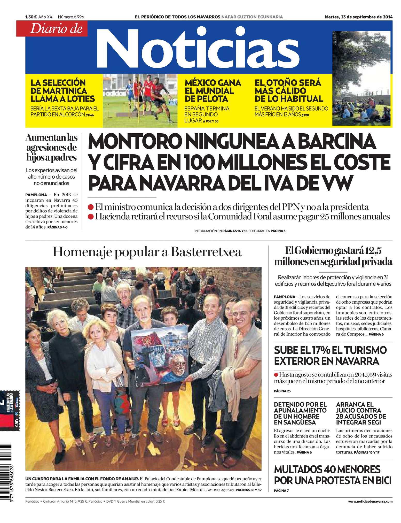 more photos 328bc 66bf7 Calaméo - Diario de Noticias 20140923