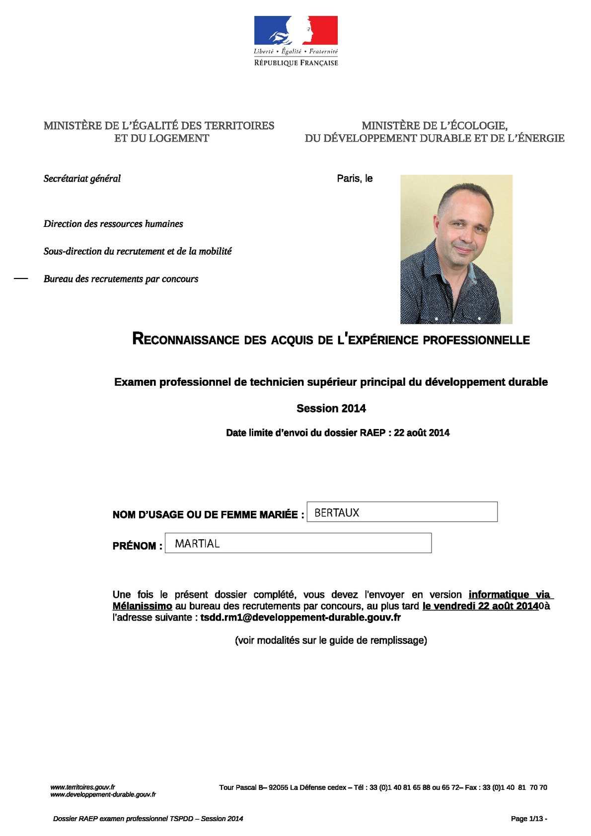 Calam 233 O Raep Martial Bertaux 2014
