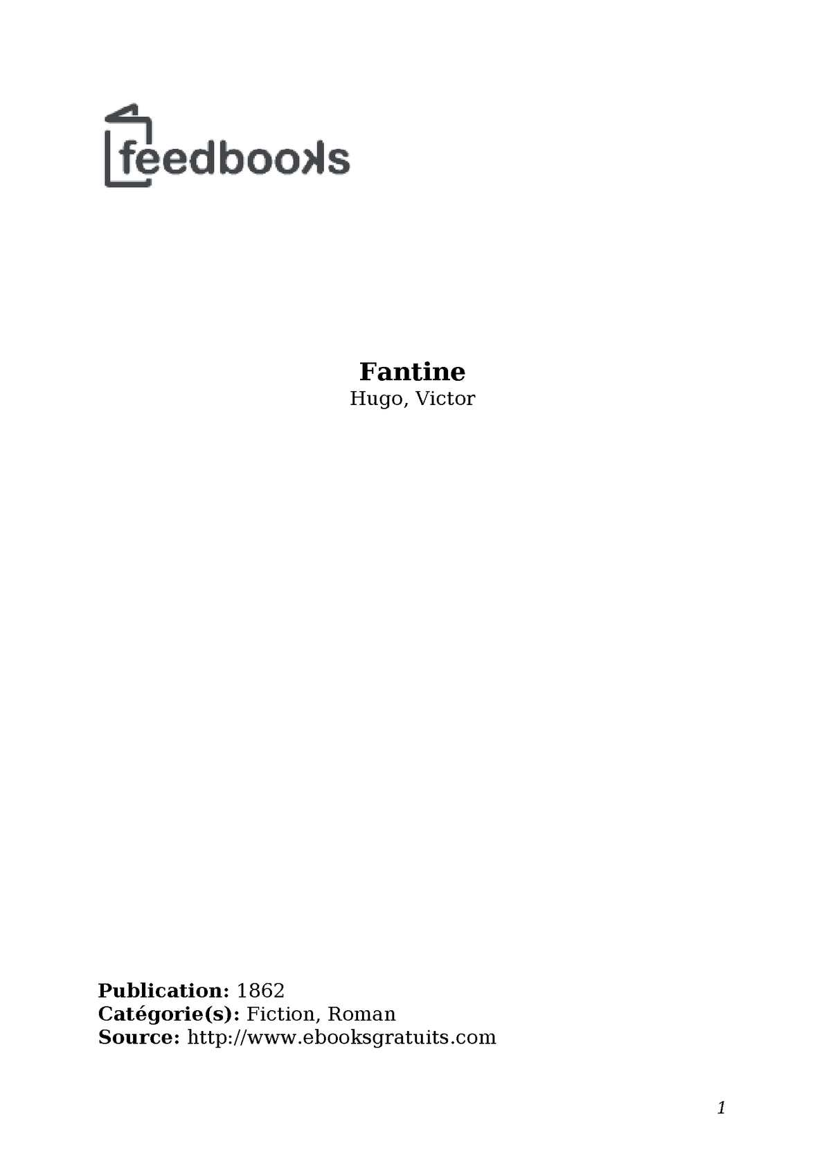 Calaméo - Fantine, Victor Hugo 37ea76d3d0a