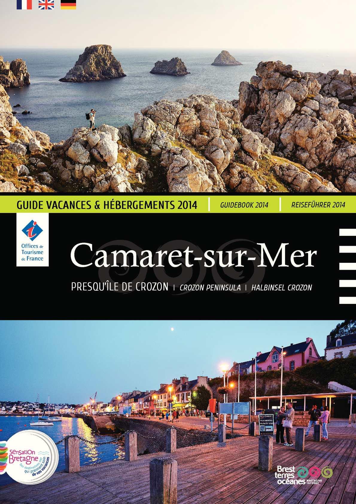 Calaméo Guide Hébergements Ot Camaret 2014