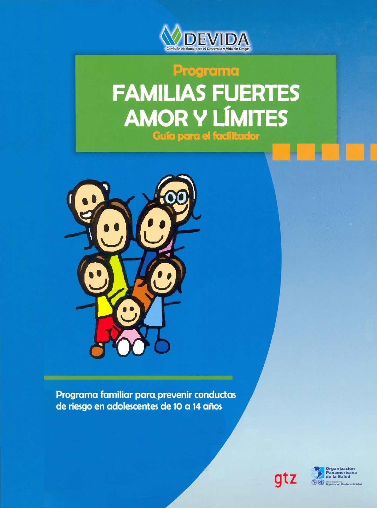 Familias fuertes ppt to pdf