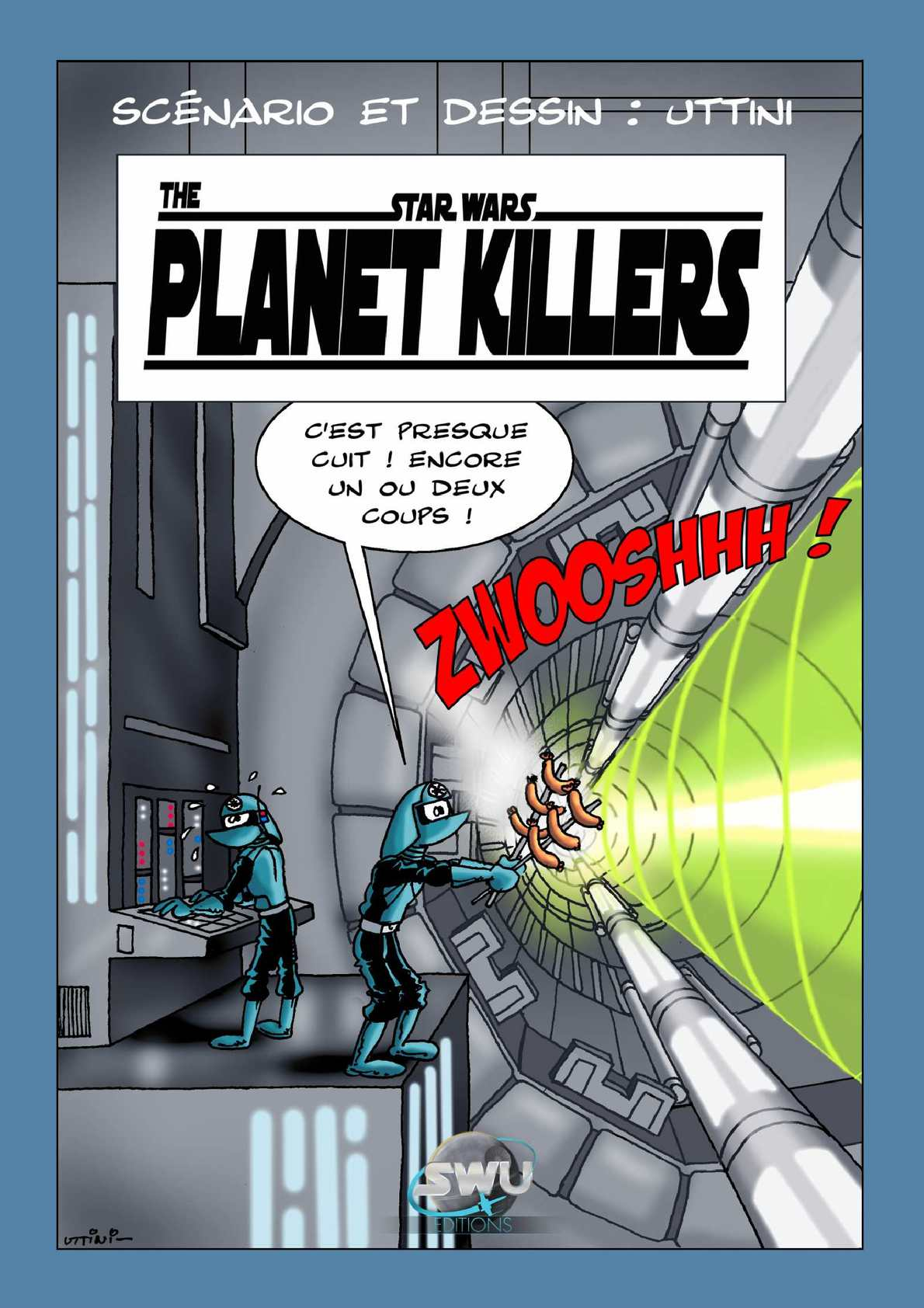 Calaméo The Planet Killers Vol 1