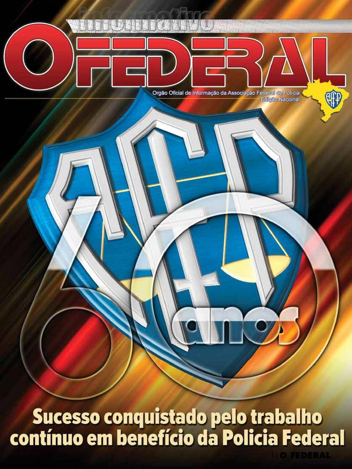 Calaméo - Revista O FEDERAL 42916b2400098