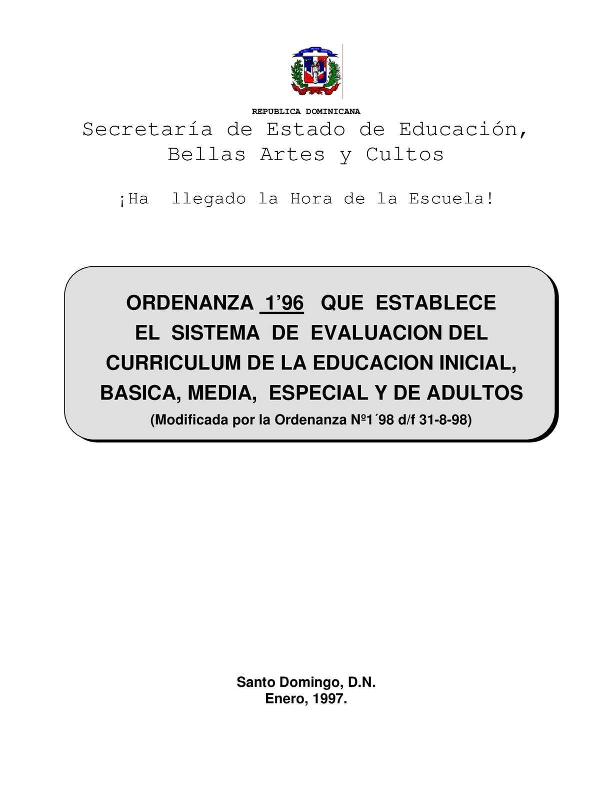 Calaméo Ordenanza 1 96
