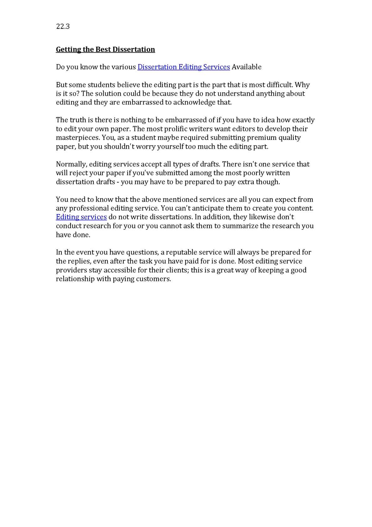 Dissertation help ireland tickets live