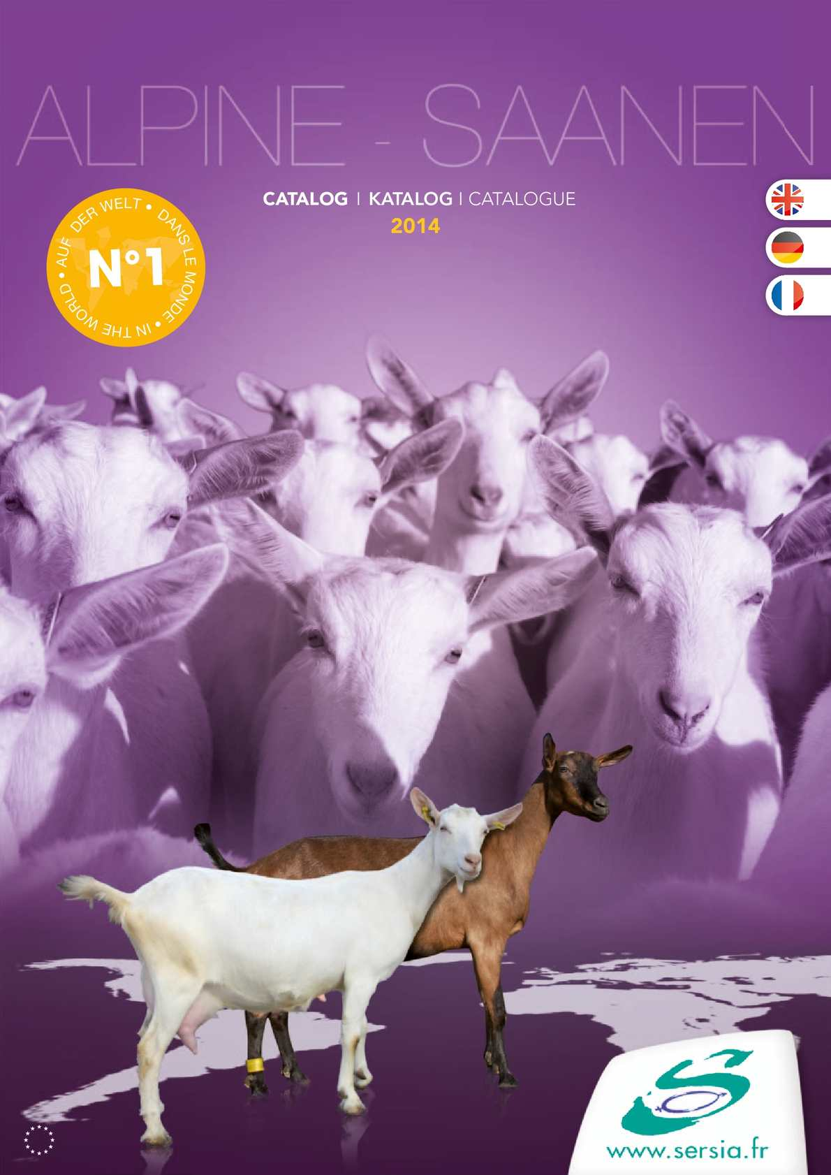 CATALOGUE GOAT EUROPE EVOLUTION INTERNATIONAL 2014 ALL