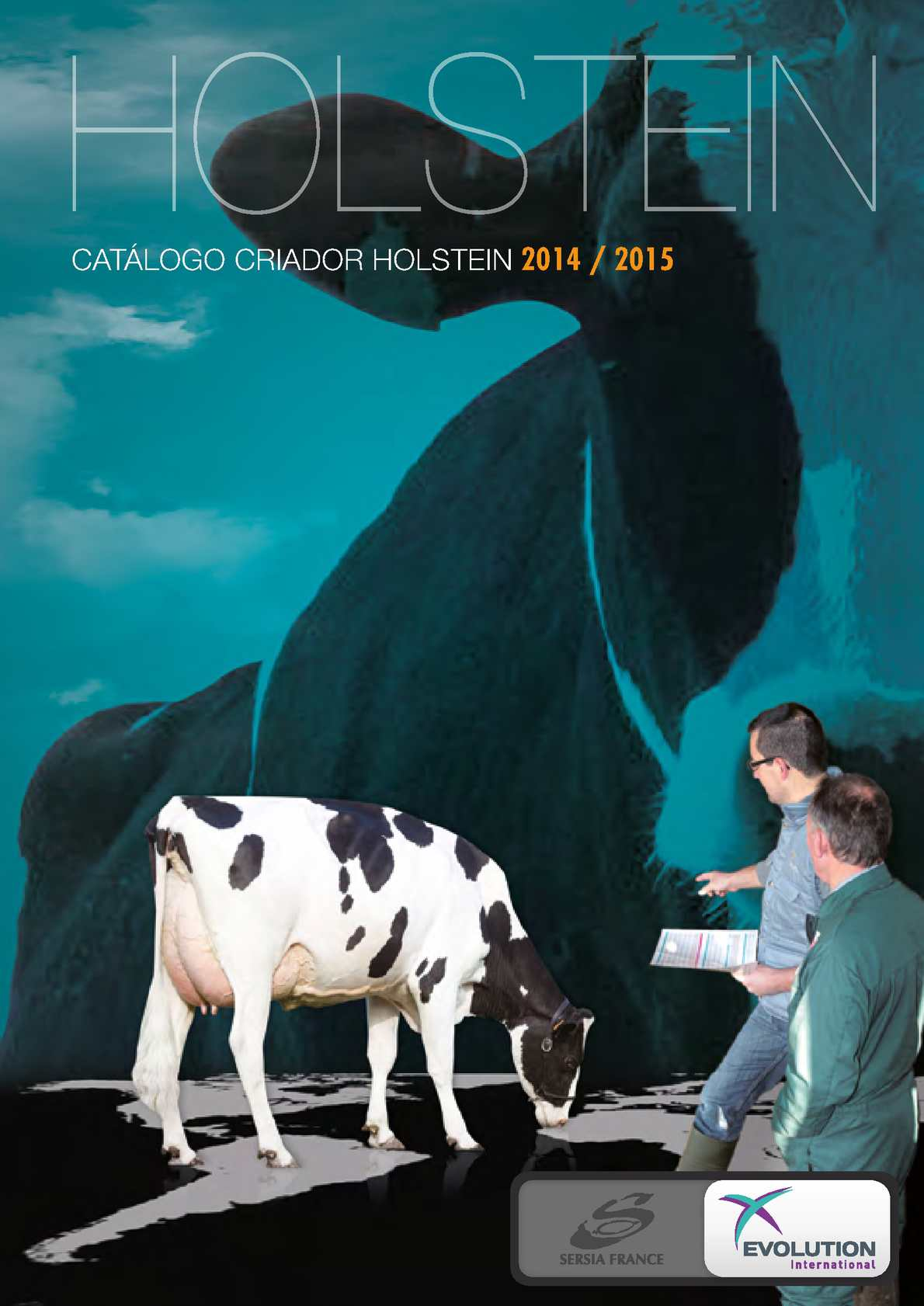 CATALOGUE HOLSTEIN ISU EVOLUTION INTERNATIONAL 2015 PORT