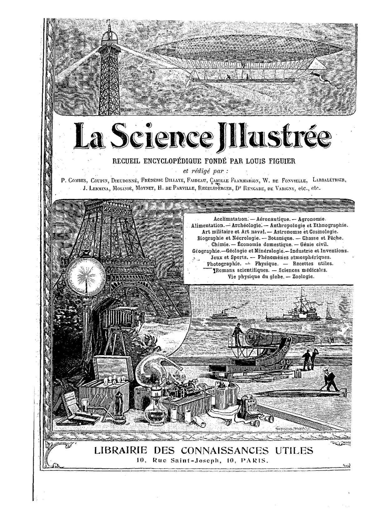 8d3f7cb44f0e17 Calaméo - La Science Illustrée 1903 Db §