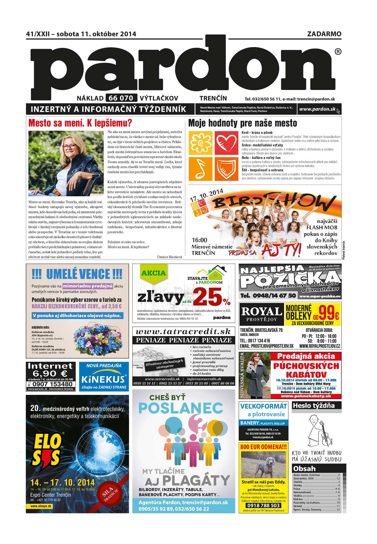 sedemnásť časopis Online Zoznamka Poradenstvo