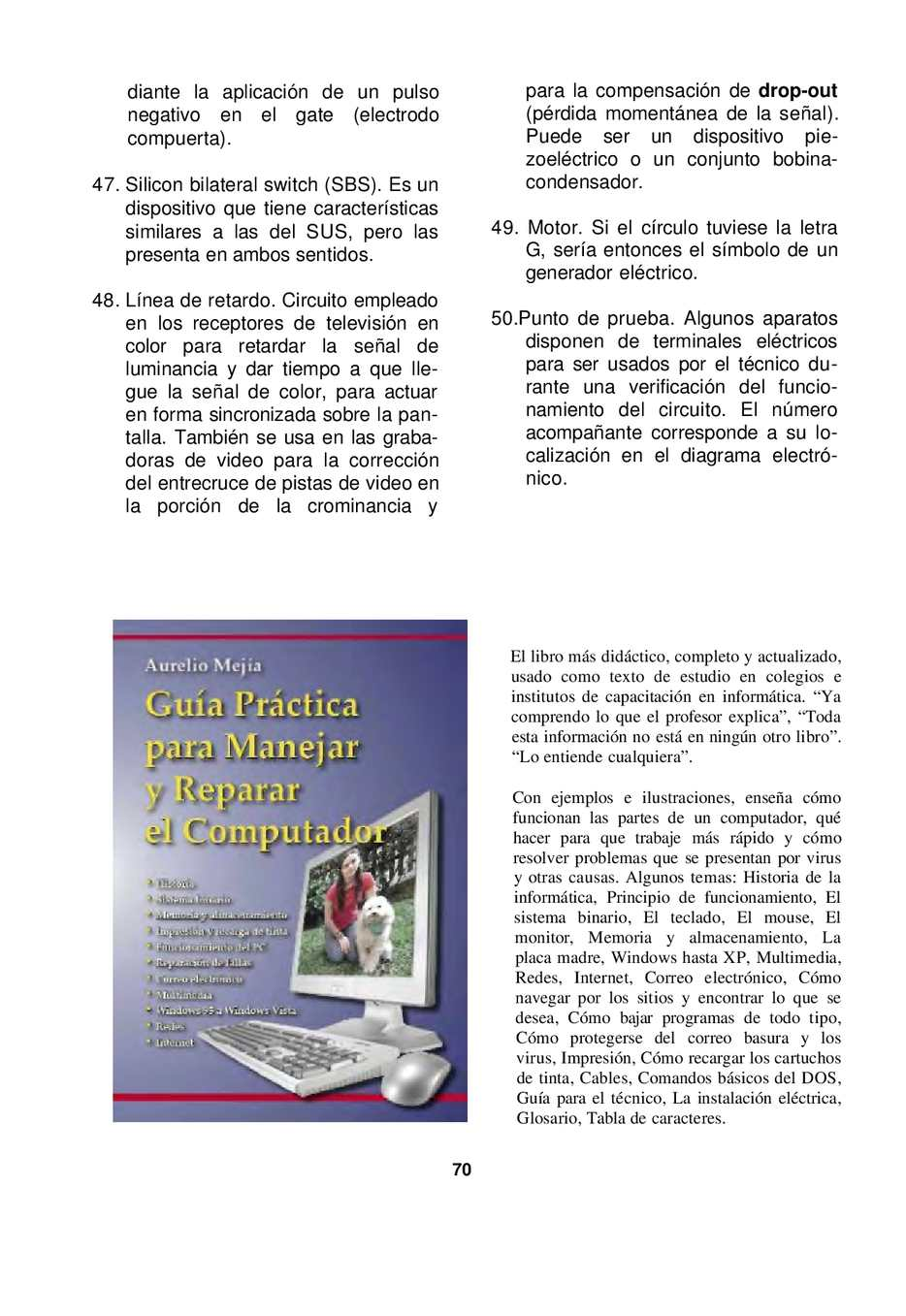 Electronica Facil N1 Calameo Downloader Silicon Bilateral Switch Page 69