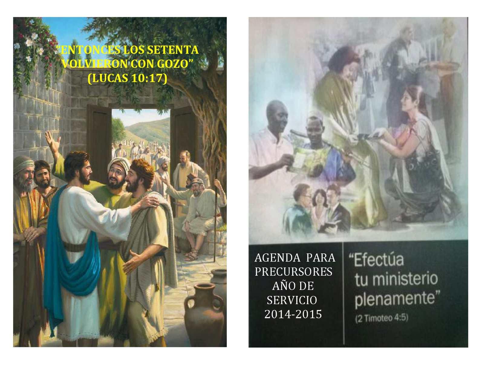 Calaméo Agenda 2014 2015