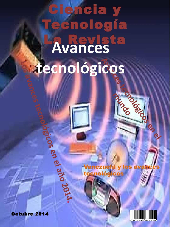 Ciencia Y Tecnologia La Revista