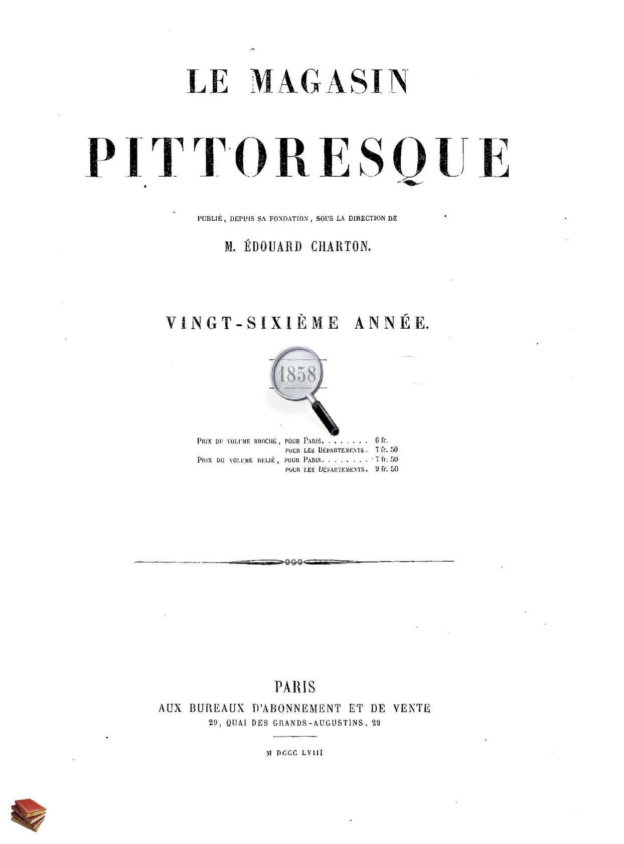 Calaméo - Le Magasin Pittoresque 1858 680cbb02857c