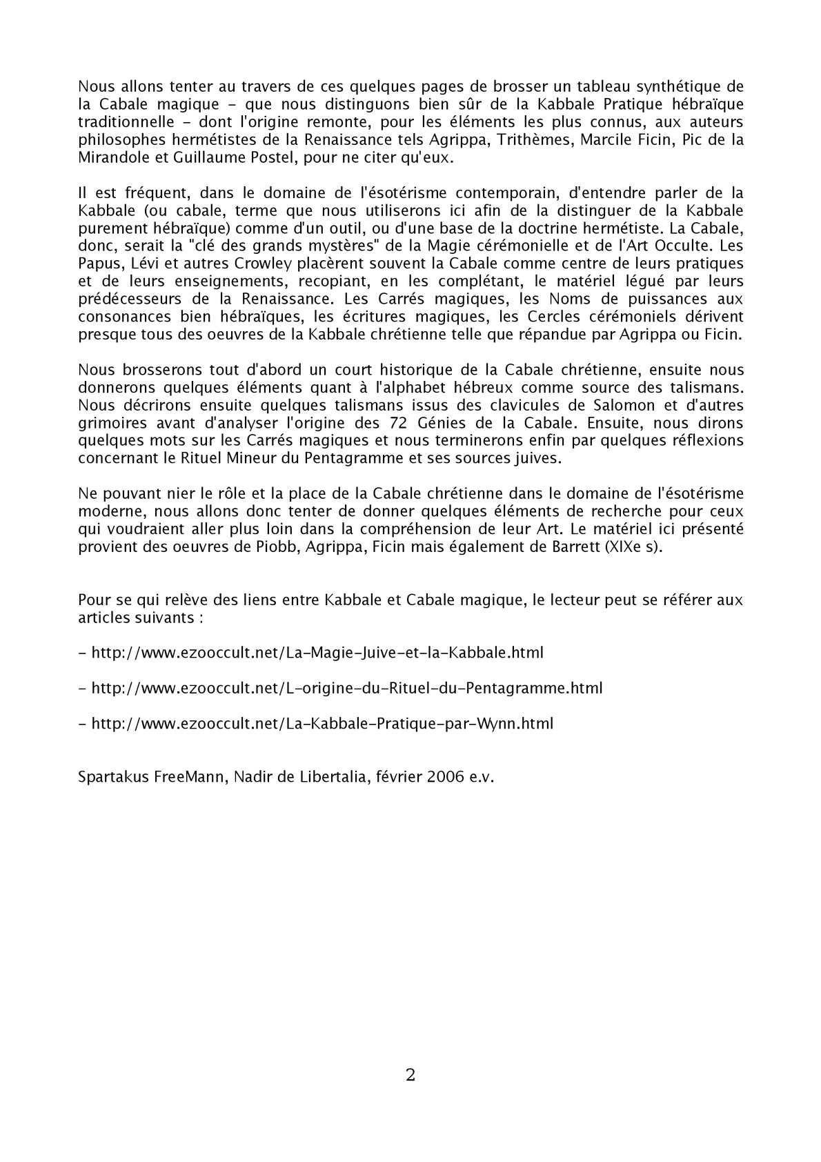 LA VÉRITABLE PDF LA CLÉ KABBALE DE TÉLÉCHARGER