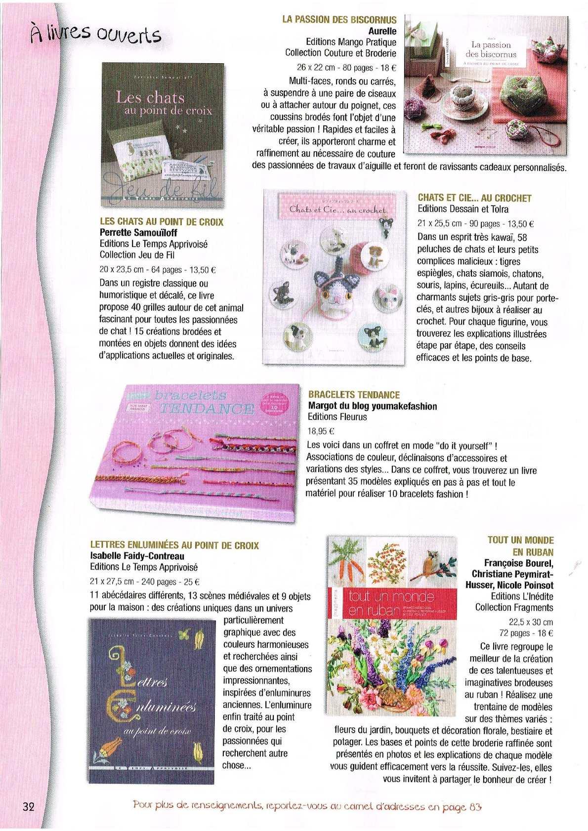 Point De Croix Magazine 2013 86 Calameo Downloader