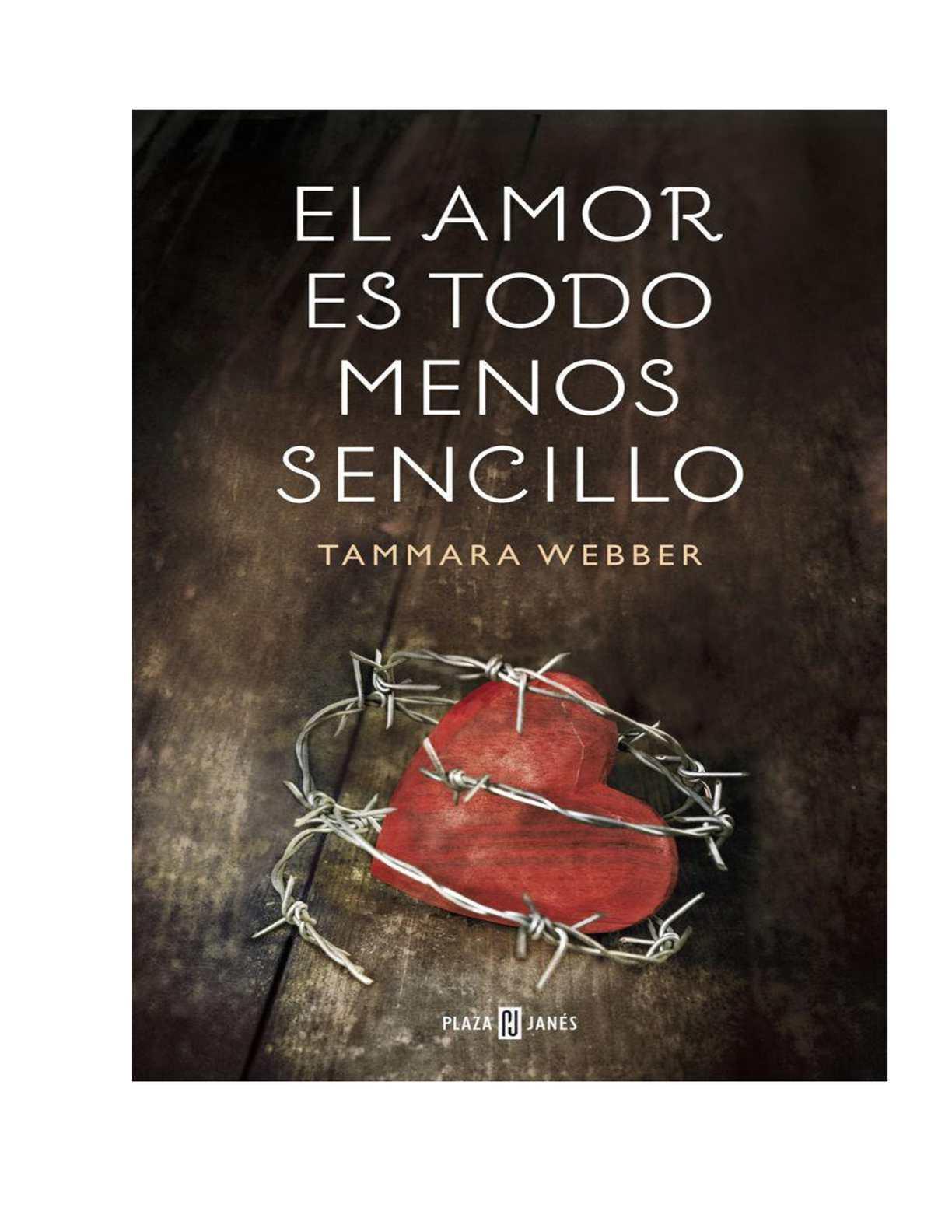 Calaméo - El Amor Es Todo Menos Sencillo f588d8d0a95d9