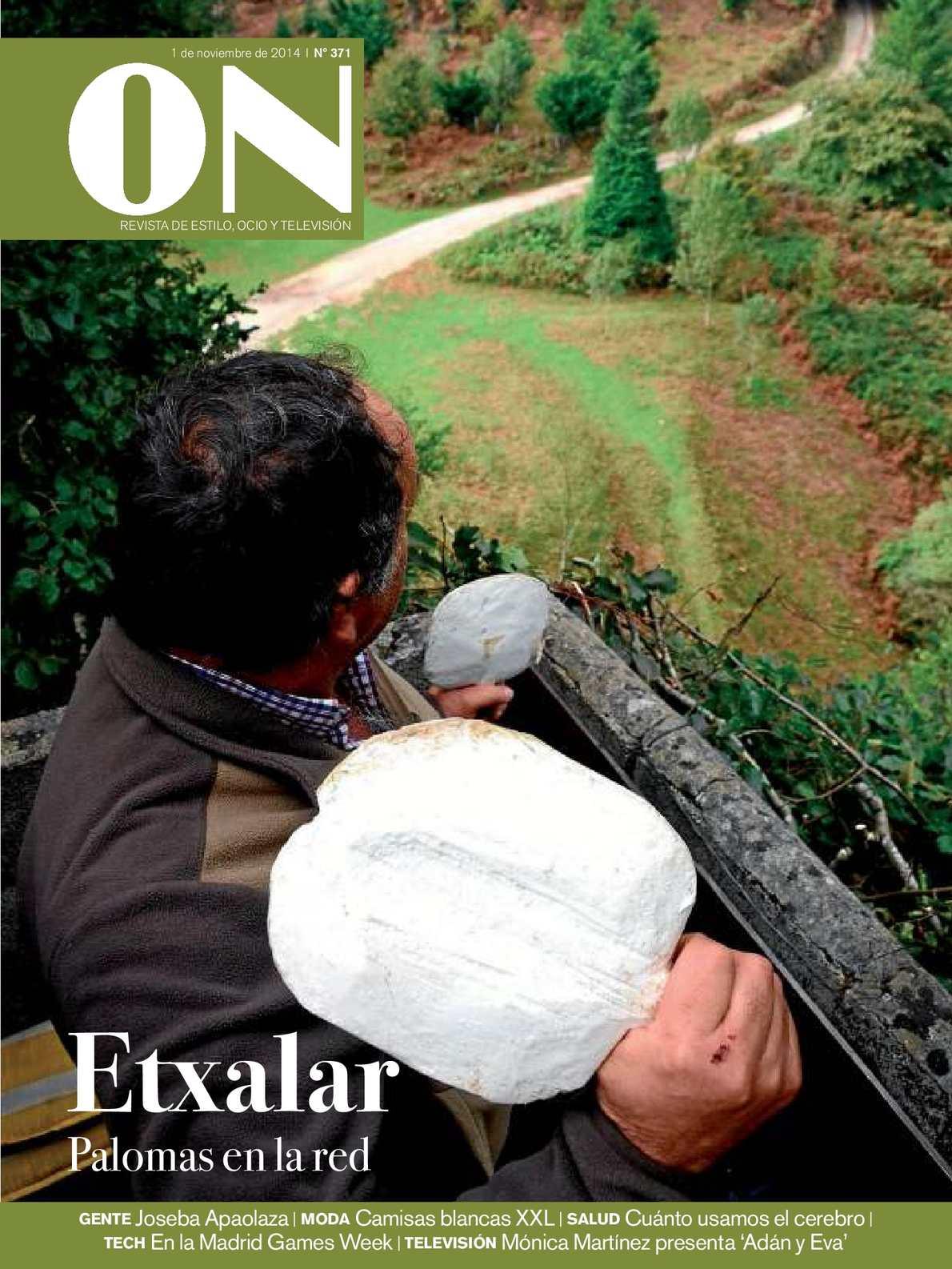 Estilo Calaméo On Revista De Y 20141101 Ocio IYfv6yb7gm
