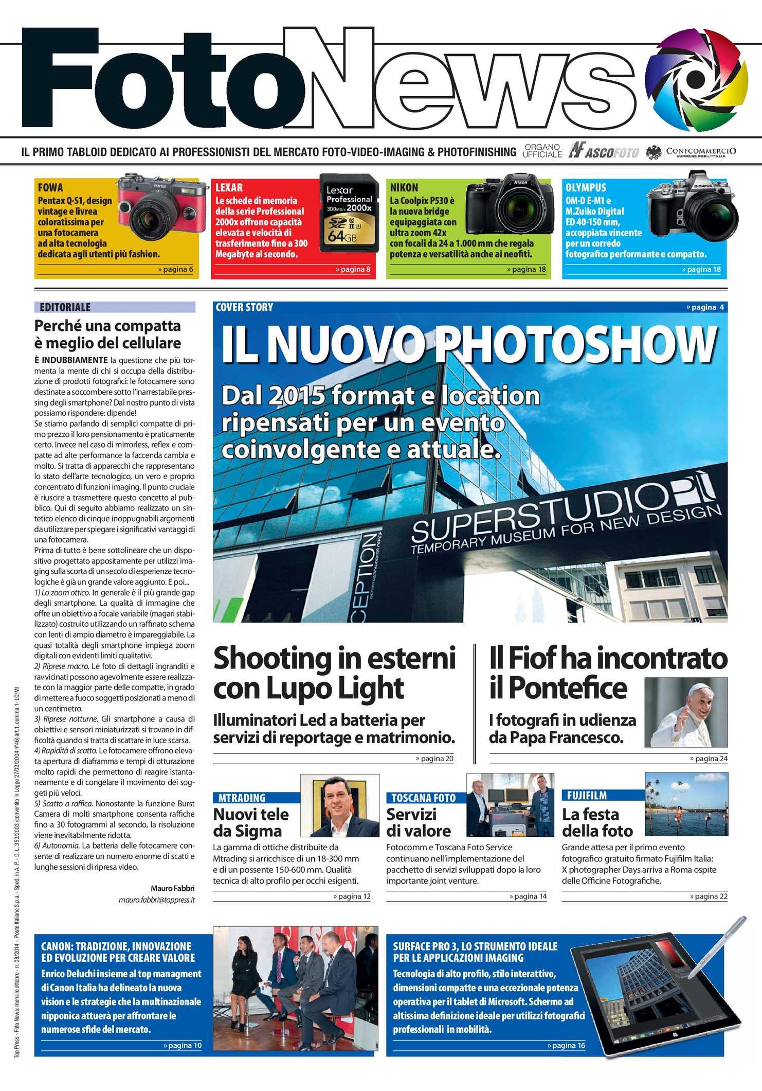 FotoNews 08/2014
