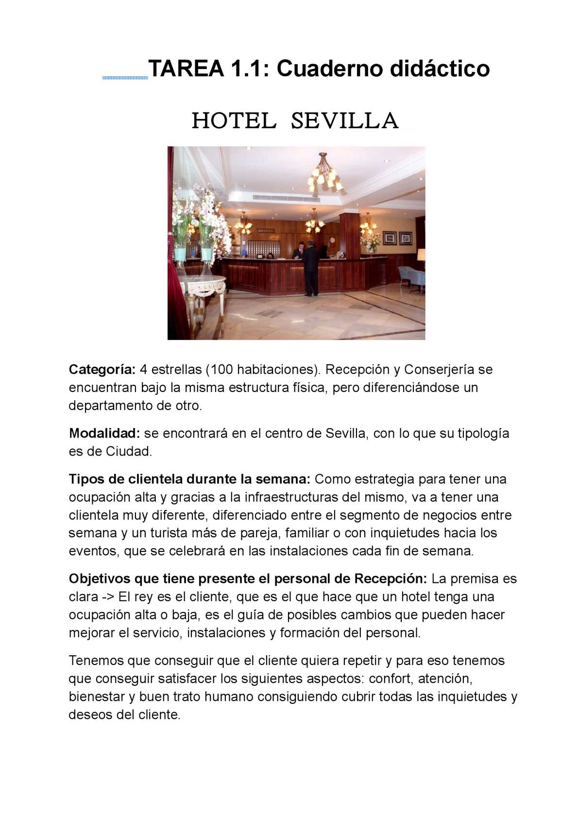 La misma recepcionista de hotel - 3 part 5