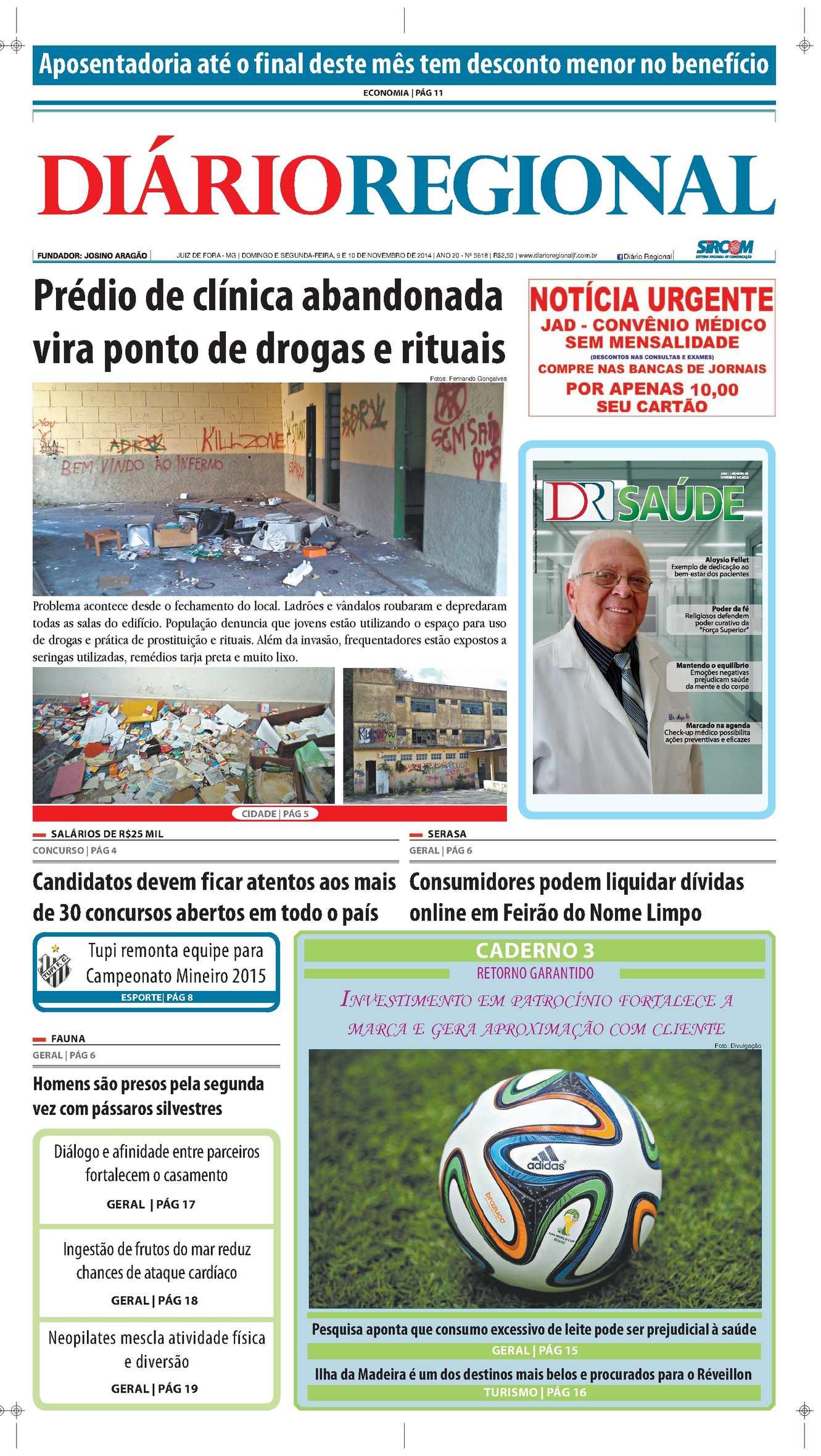 98c3cb600becb Calaméo - Jornal Site 9 11 14