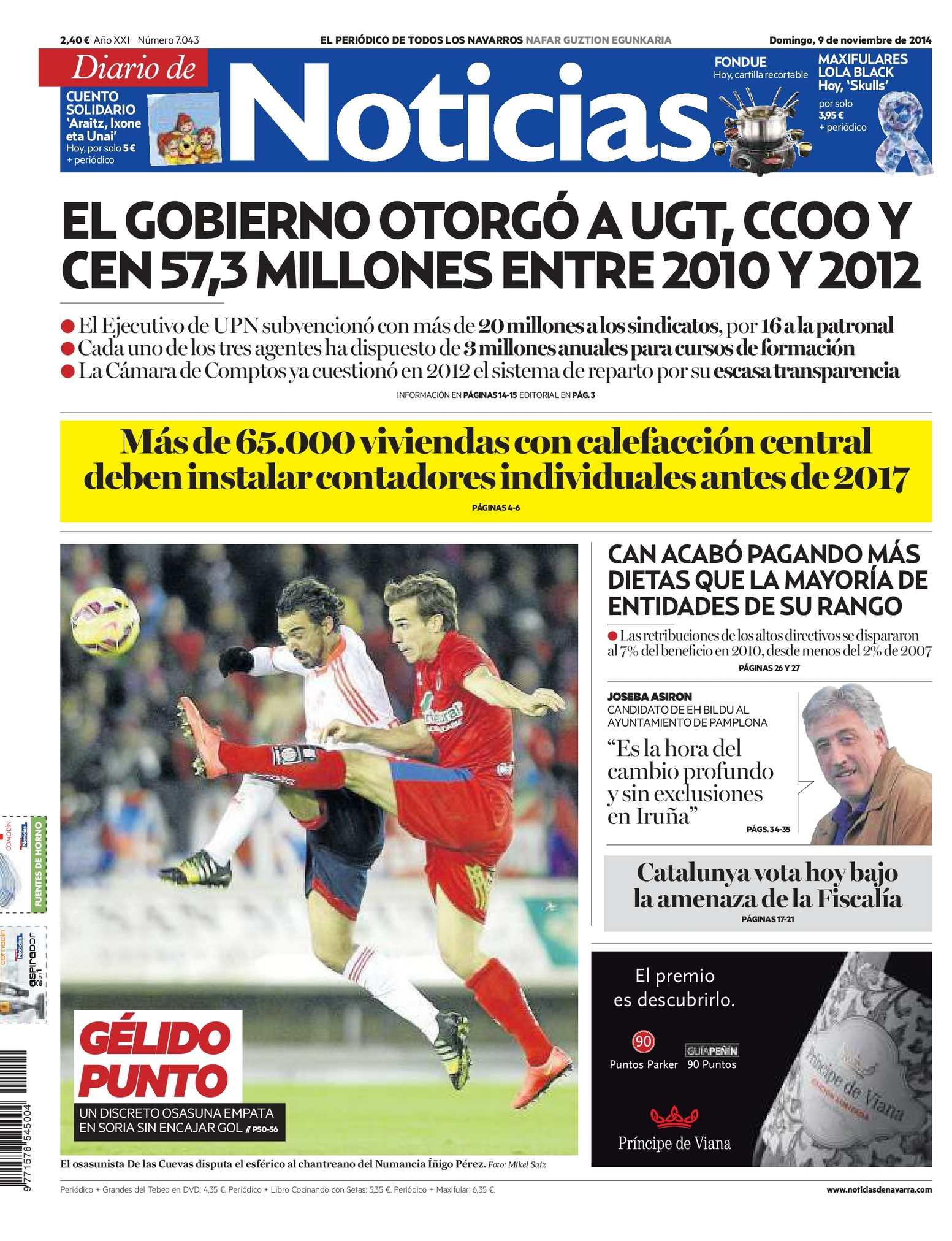 3806a11ff Calaméo - Diario de Noticias 20141109