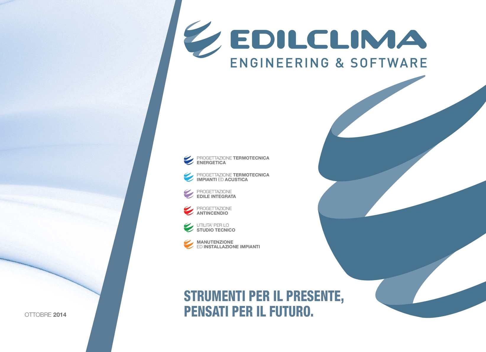 Calam o linee guida per la progettazione dei sistemi di for Programmi di progettazione