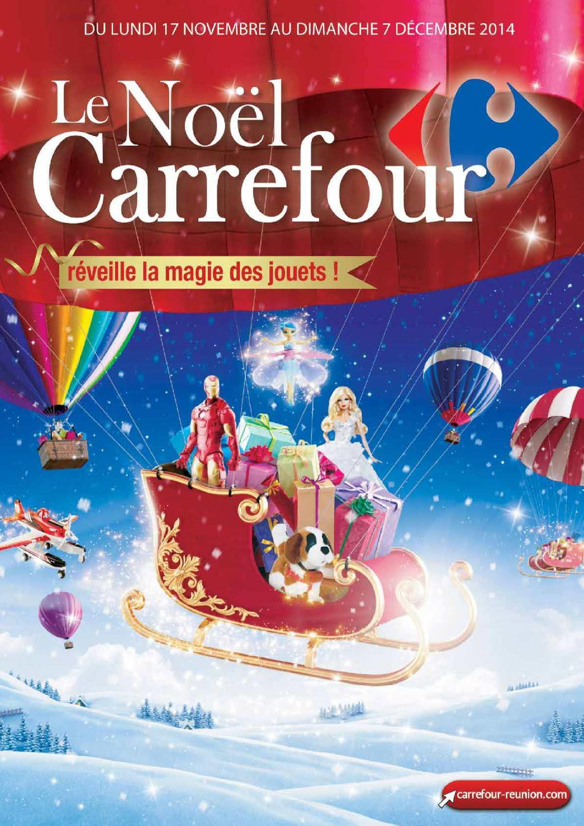 Calaméo Le Noël De Carrefour