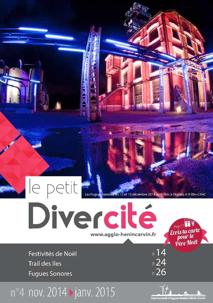 Calaméo Petit Divercite 4