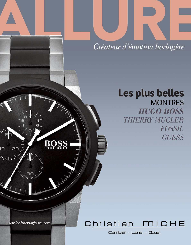 Catalogue Montres Noel 2014