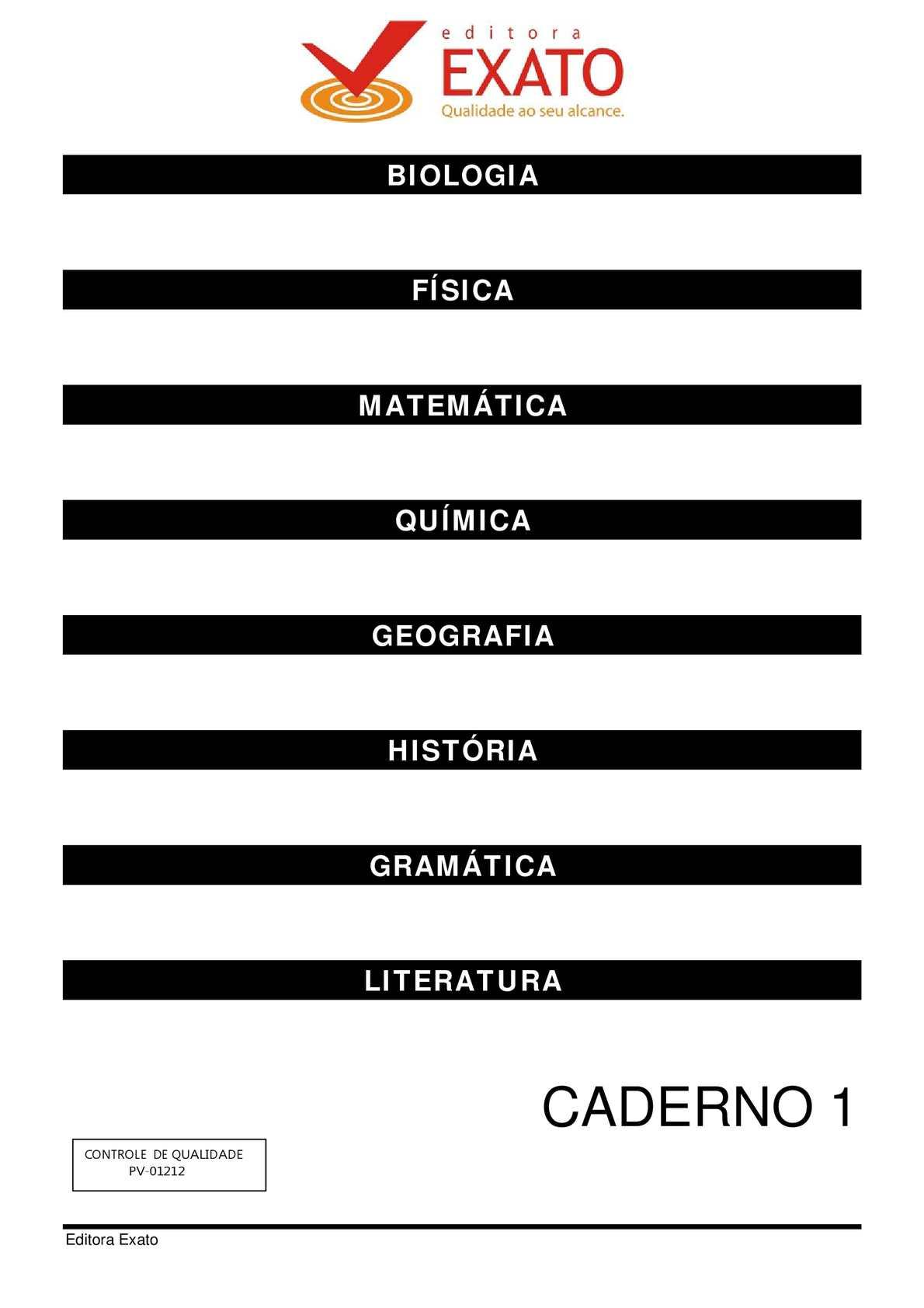 06d94cc13d1da Calaméo - pré vestibular Caderno I Completo