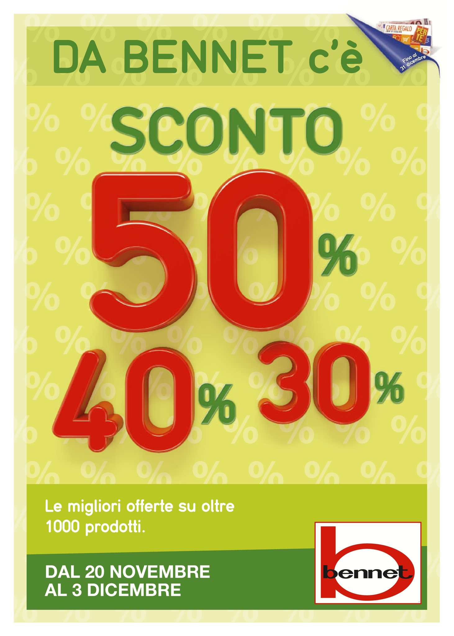 best cheap 94690 67922 Calaméo - Volantino Bennet Dal 20 Novembre Al 3 Dicembre