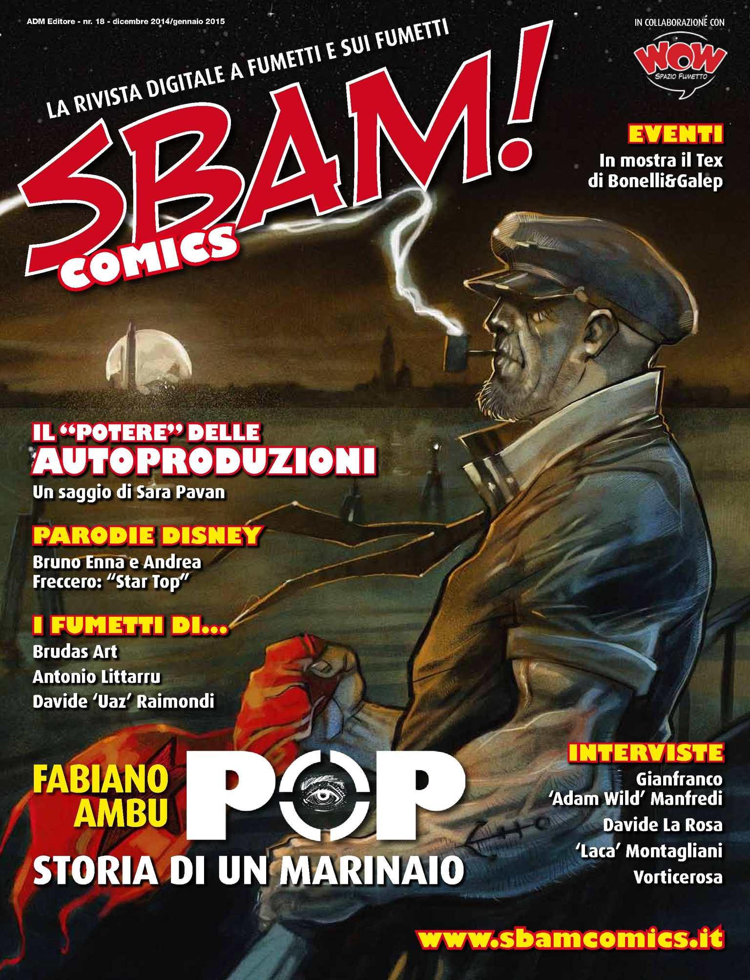 Calaméo Sbam Comics Nr18