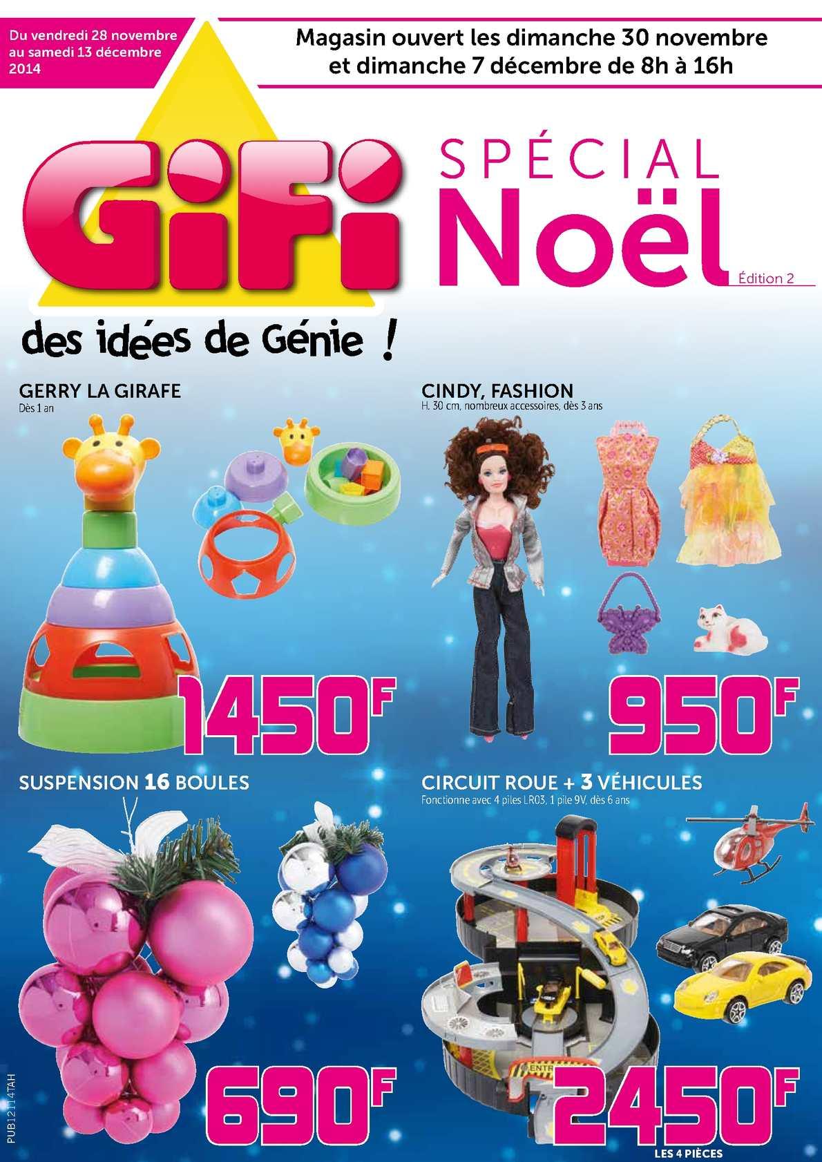 Calaméo Chez Noël Un Tahiti Au Soleil Gifi 3jAR4L5q