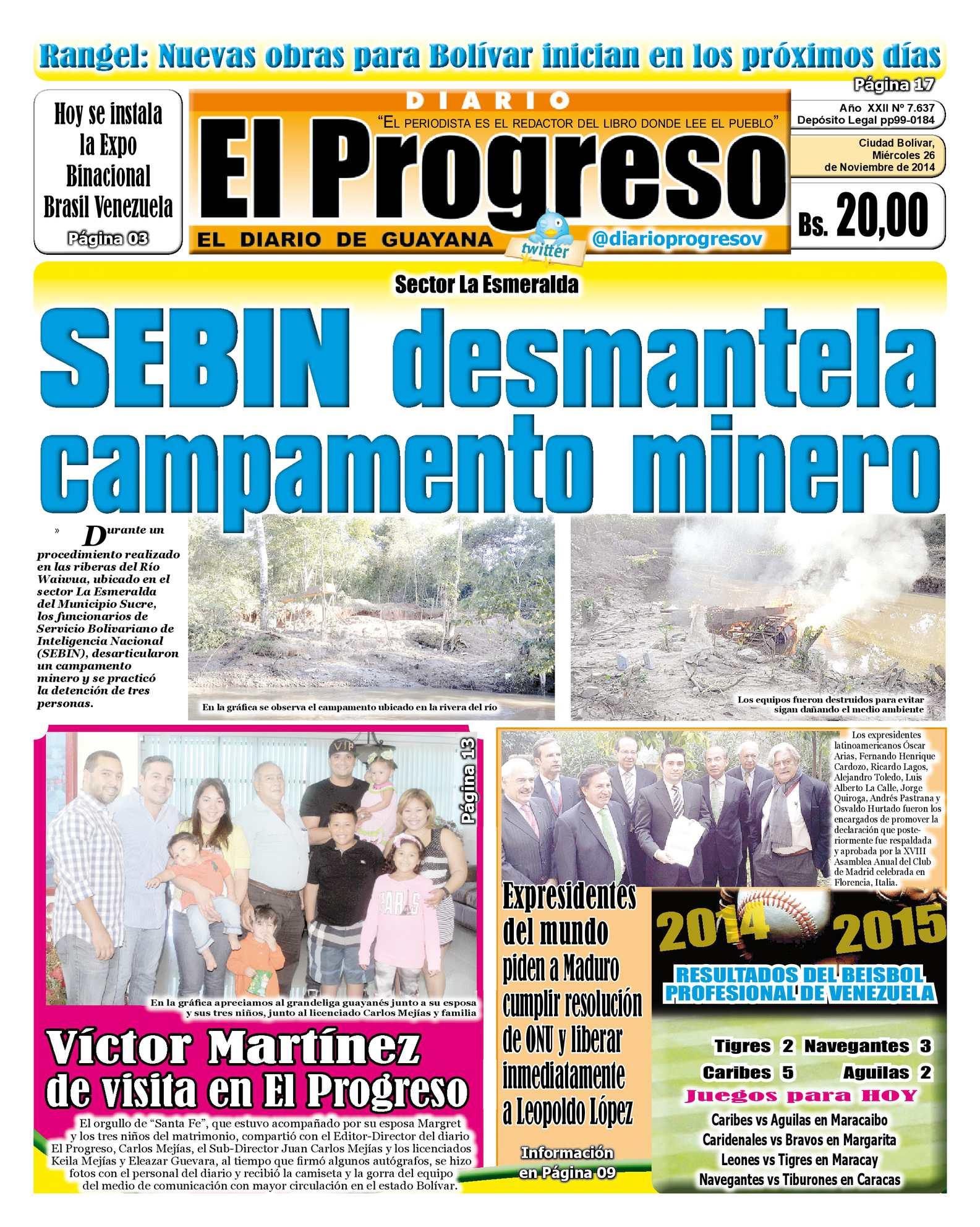 Calaméo Diarioelprogresoedicióndigital 26 11 2014