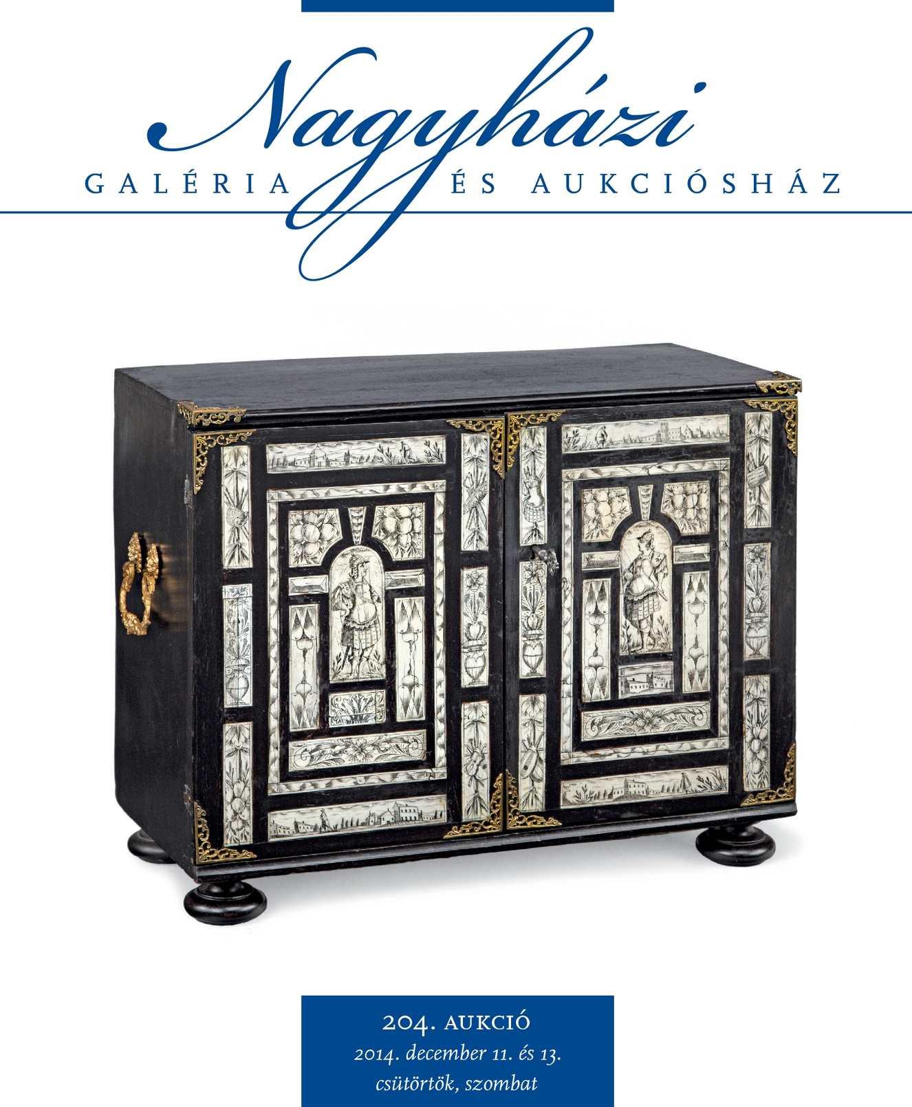 Calaméo - Nagyházi Galéria és Aukciósház - 204. aukció 5db7ef6d2f