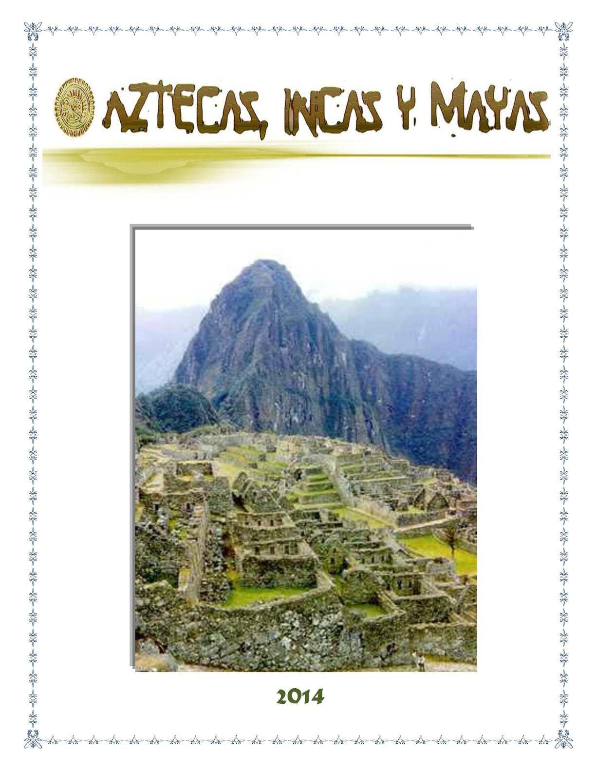 Calaméo Mayas Incas Y Aztecas 4c