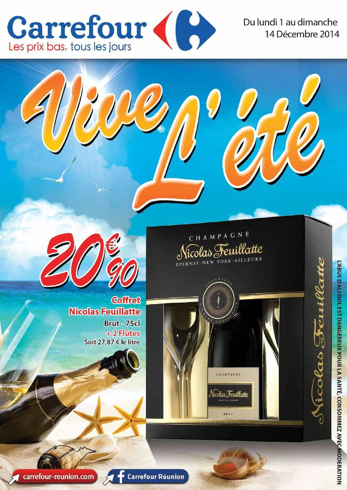Calaméo Carrefour Vive Lete
