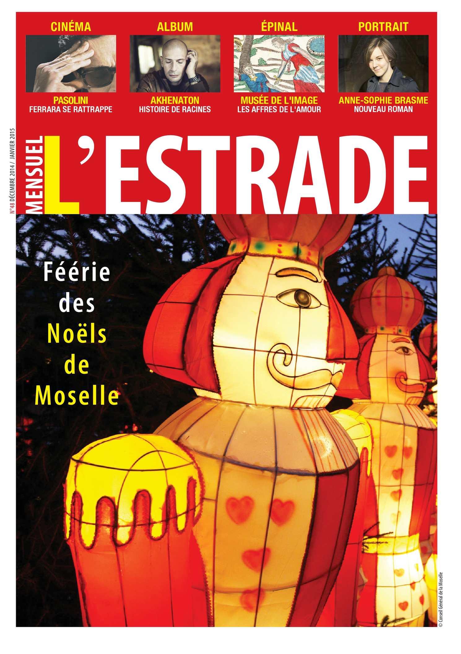 Calaméo - L Estrade Culture N°48 Décembre 2014 N°48 3ba7ae4b5fb