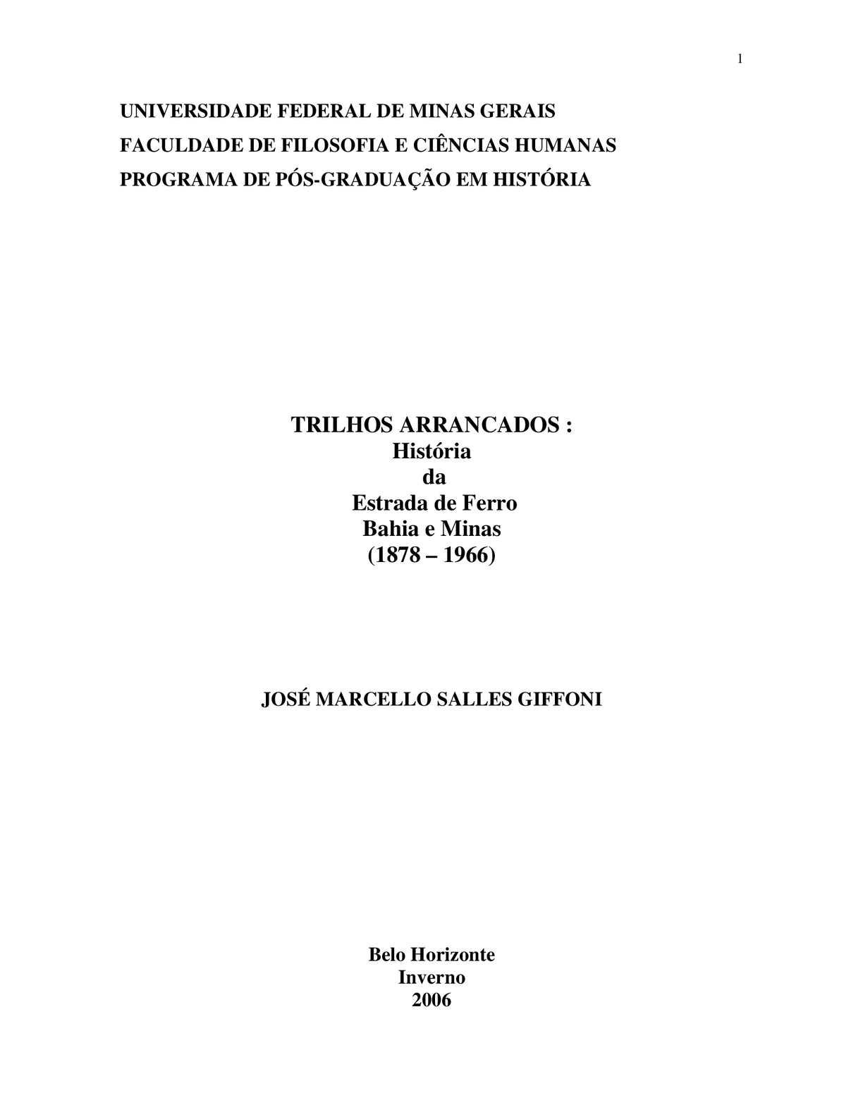 2d739918e Calaméo - TRILHOS ARRANCADOS - JOSE MARCELO SALLES GIFFONI - UFMG