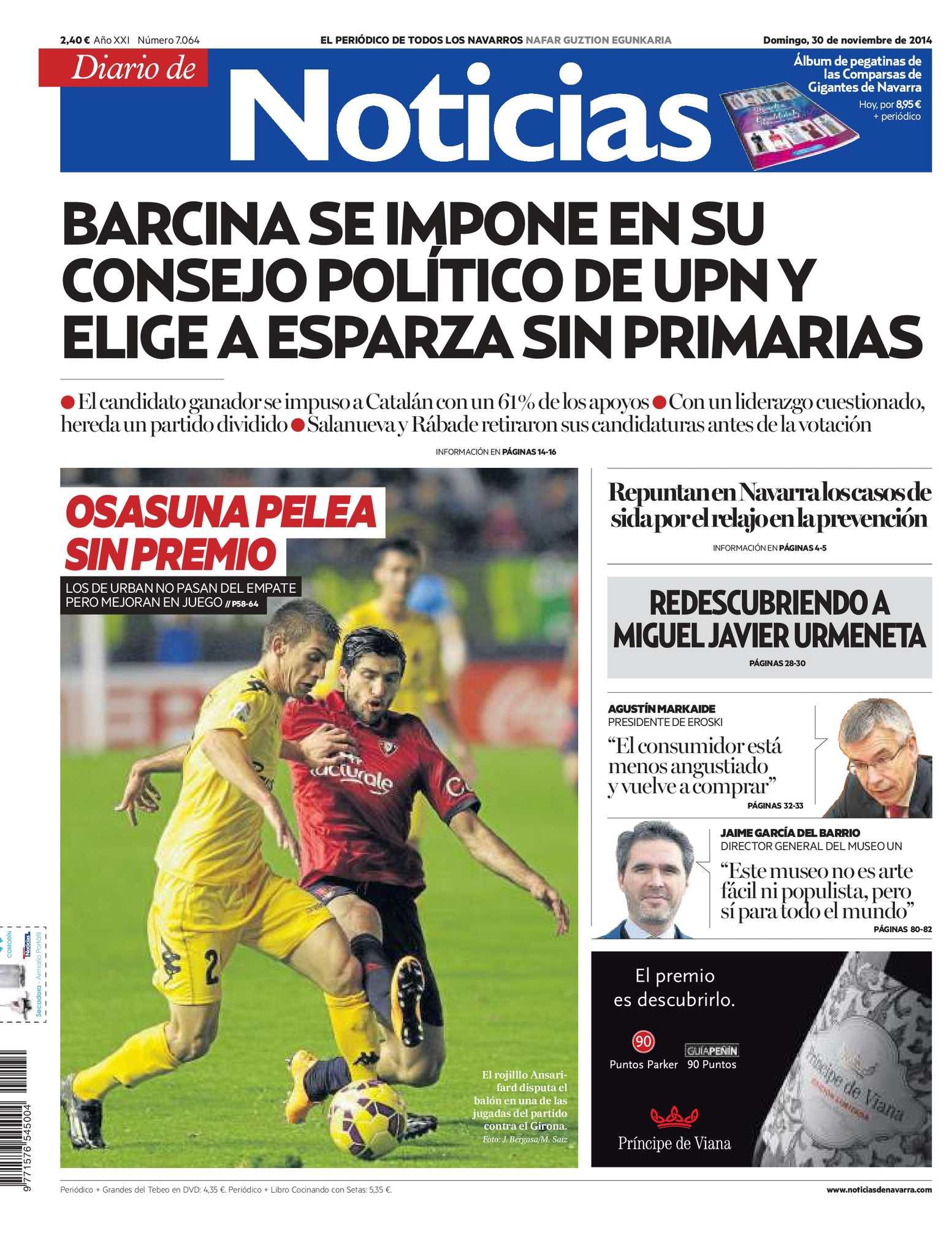 Calaméo - Diario de Noticias 20141130 33a05d1c0afba