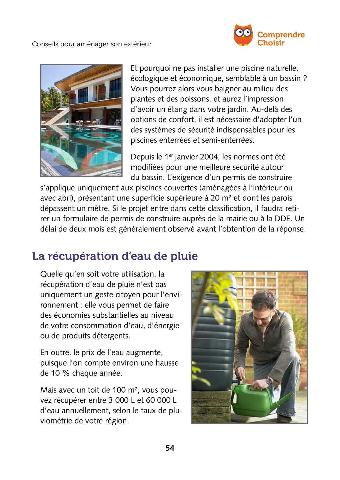 Faire Un Bassin Exterieur plans 40 maisons - calameo downloader