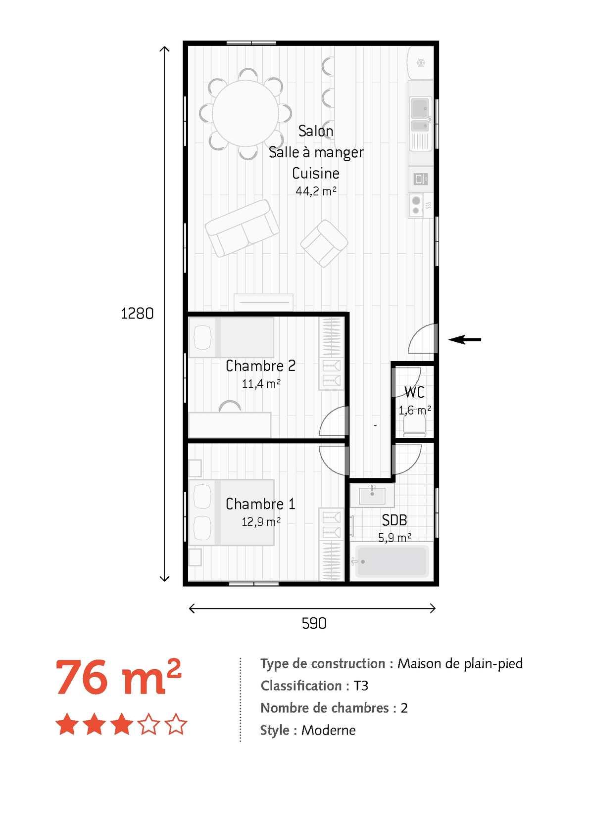 Plans 40 Maisons Calameo Downloader