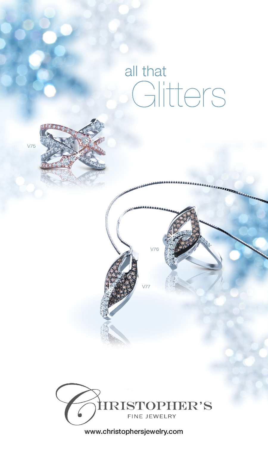 Christopher's Fine Jewelry Holiday Idea Book