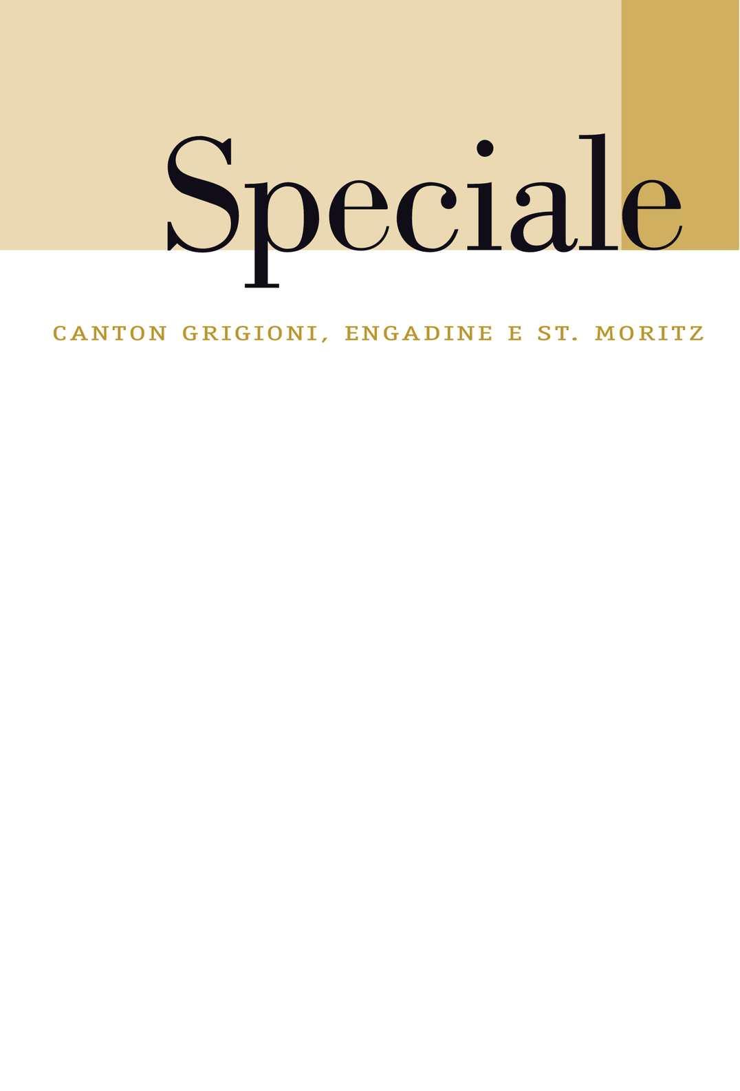 Agenzie Lavoro Canton Grigioni calaméo - stil'e' dicembre 2014: speciale canton grigioni