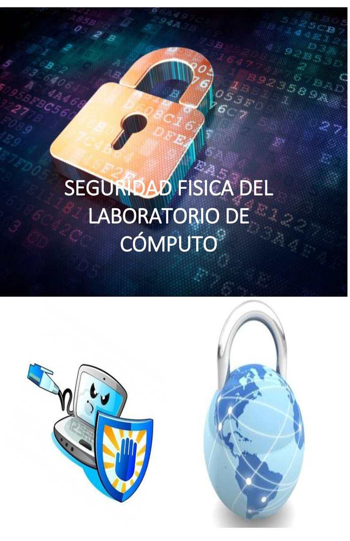 Seguridad Fisica Del Laboratorio De Cómputokarla