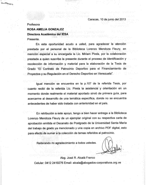 Contrato Patrocinio Deportivo en el marco regulador venezolano.