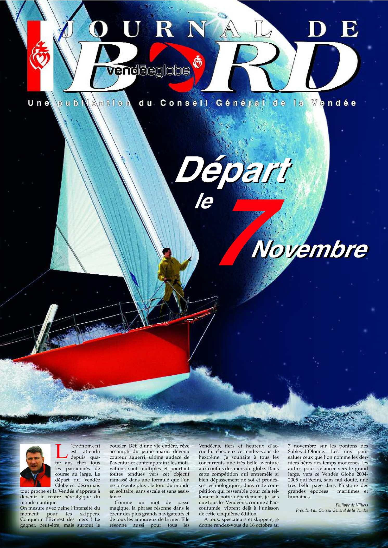 Calameo Supplement Jdv N 19 Vendee Globe 2004