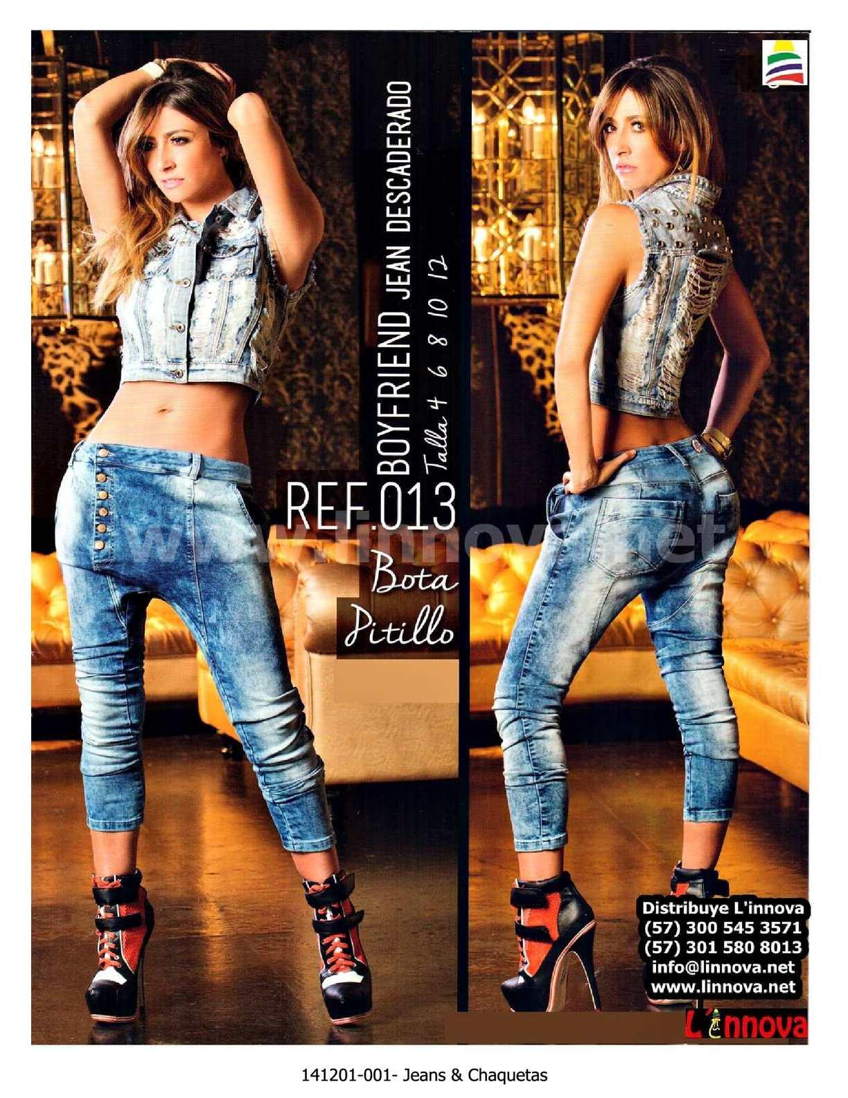 141201 - Jeans & Chaquetas
