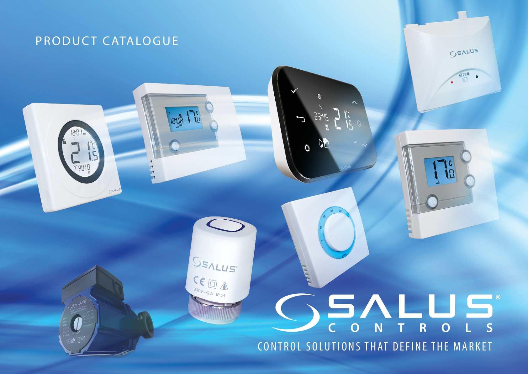 Calaméo - Salus Controls Prospekt